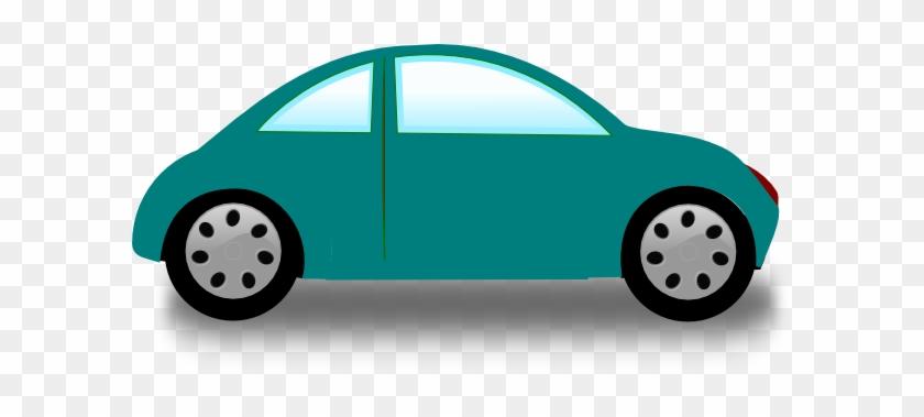 Sweet Blue Car Clip Art - Toy Cars Clip Art #11997