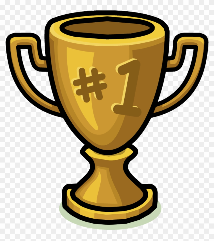 Trophy Clipart Transparent Background - Animated Cup Trophy #12006