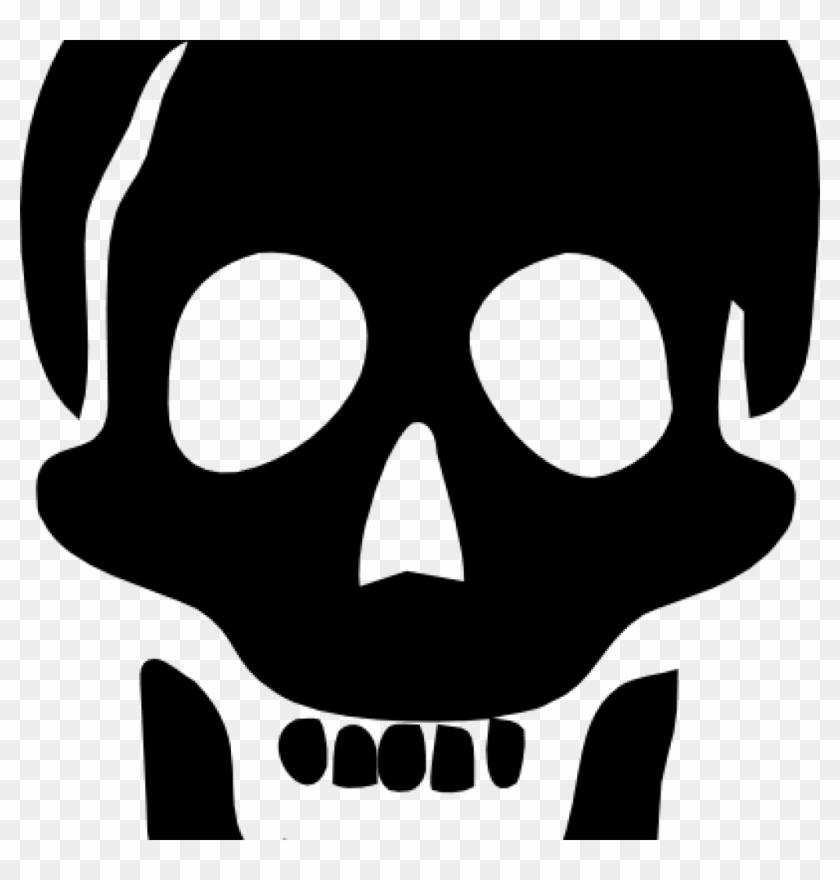 Skull Clipart Skull Clip Art At Clker Vector Clip Art - Cafepress Red Skull Twin Duvet #12029