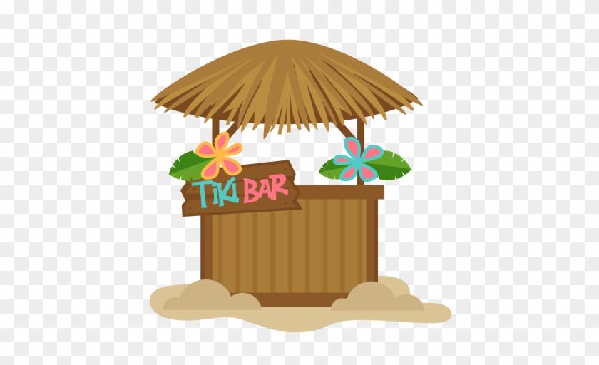 Submit - Hawaiian Tiki Bar Clip Art #12042