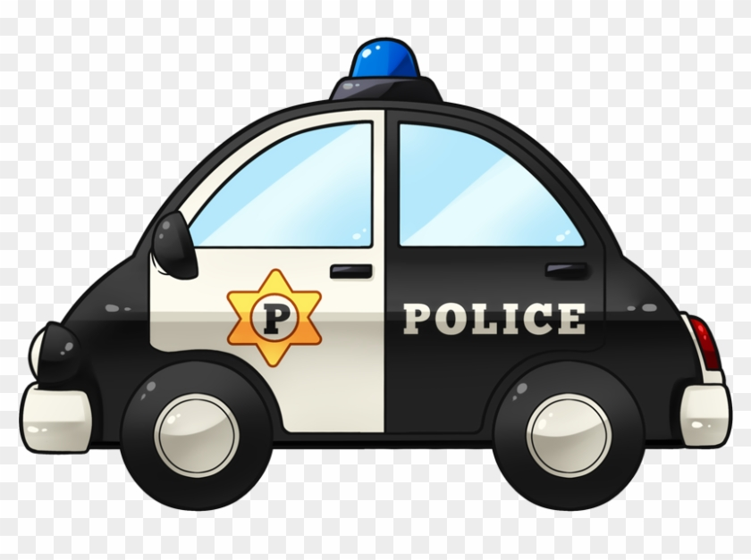Police Car Free To Use Cliparts - Clip Art Police Car #12048