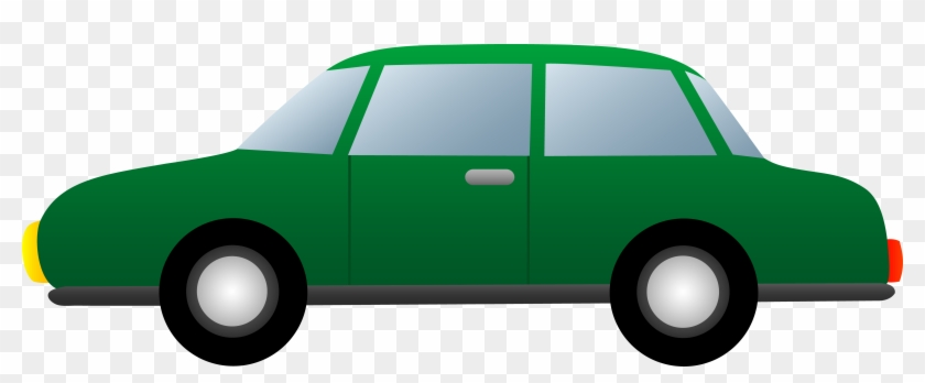 Green Car Clipart Cliparts And - Png Cartoon Car #12057