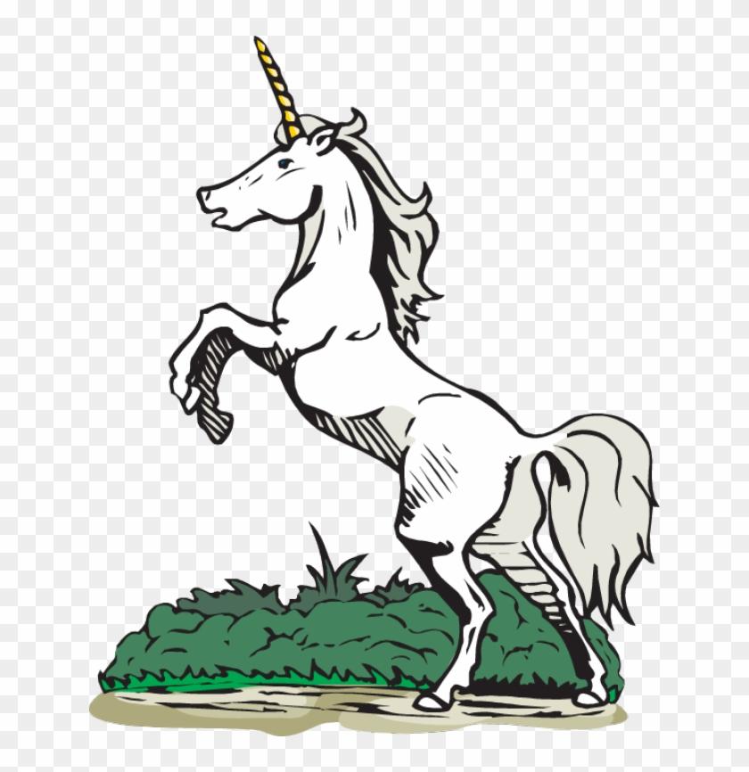 Hobbit - Clipart - Unicorns Kick Ass Baby Shirt Invitations #12063