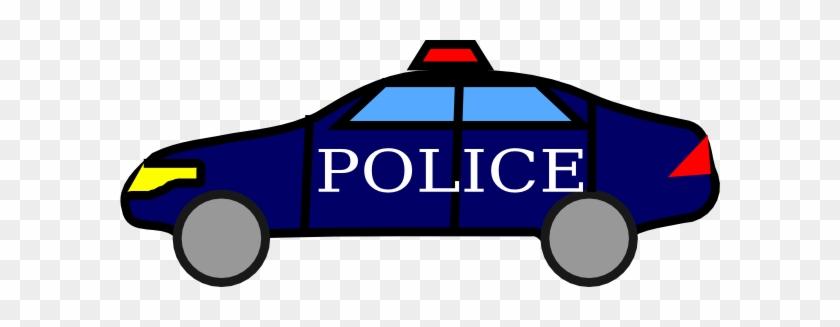 Lovely Inspiration Ideas Police Car Clipart Clip Art - Blue Police Car Clip Art #12066