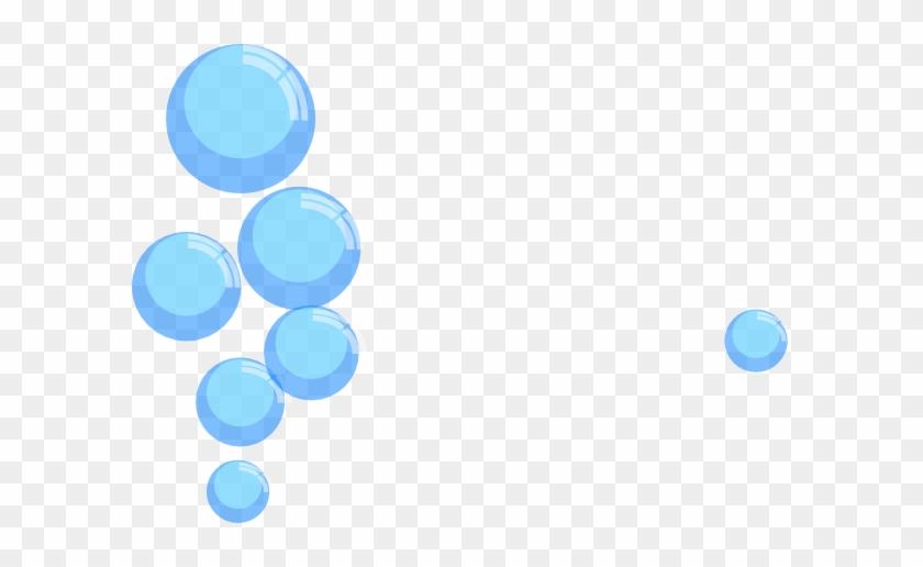 Bubbles Clip Art At Clker Com Vector Clip Art Online - Bubbles Border Clip Art #12092