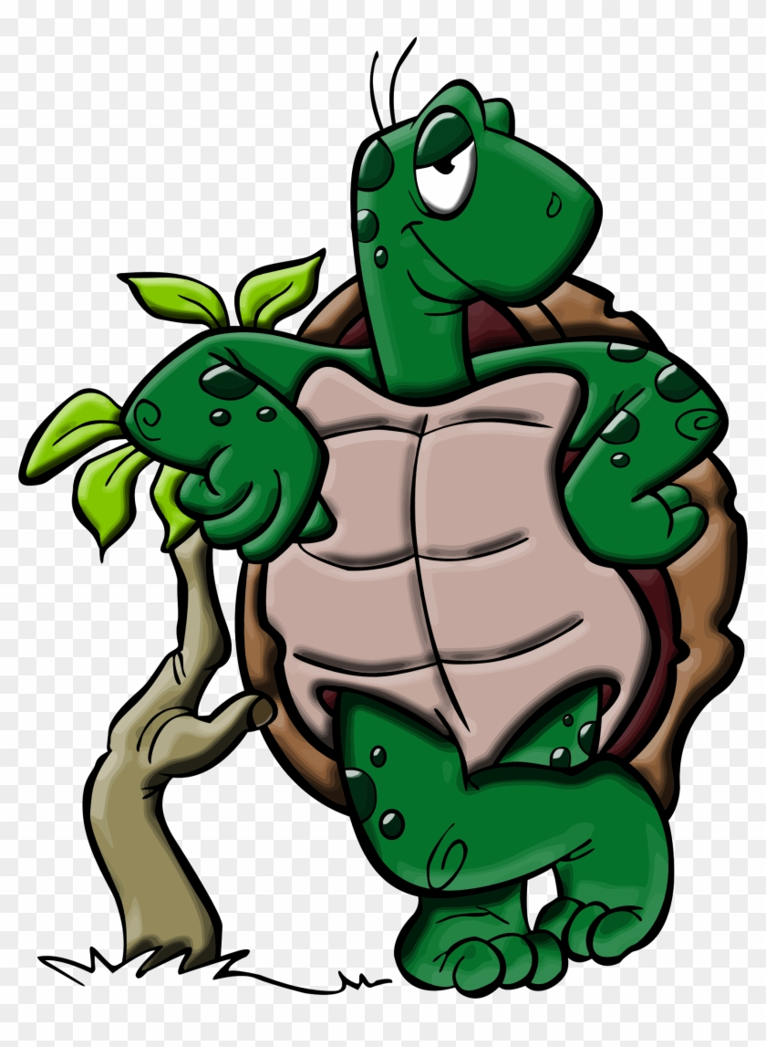 More From My Site - Cartoon Turtle Png #12179
