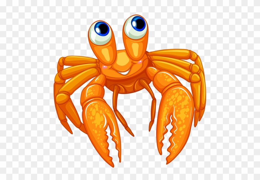 7 - Hermit Crab Cartoon #12185