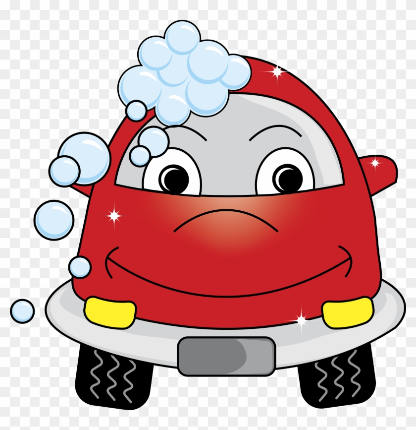 Car Wash Clip Art - Car Wash Clip Art #12288