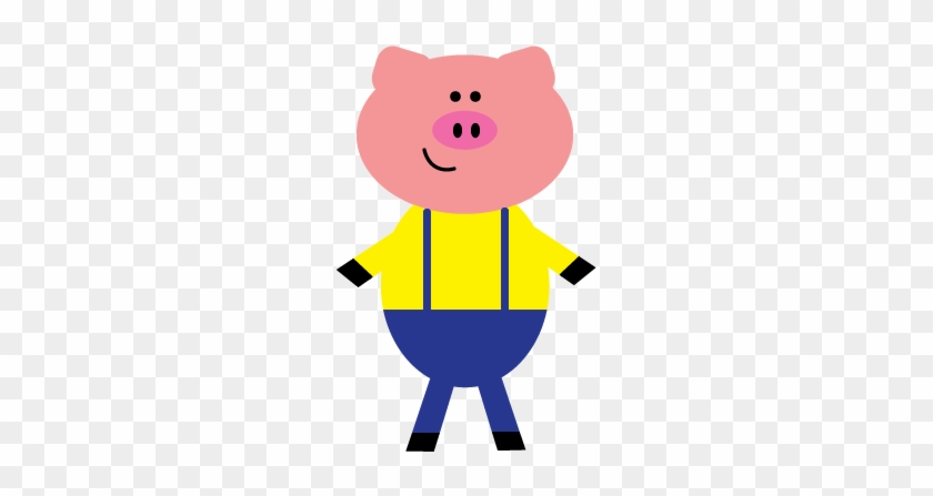 Free Three Little Pigs Clipart, Download Free Clip Art, Free Clip Art on  Clipart Library