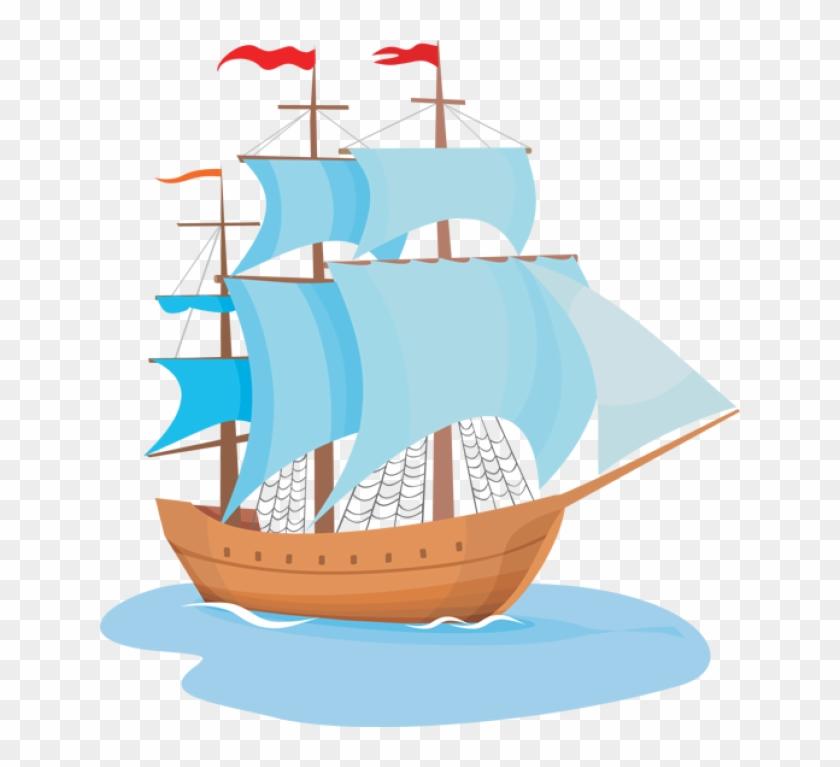 Clipart Peachy Design Clipart Ship Clip Art Image Clipartcow - Sailing Ship Clip Art #12237