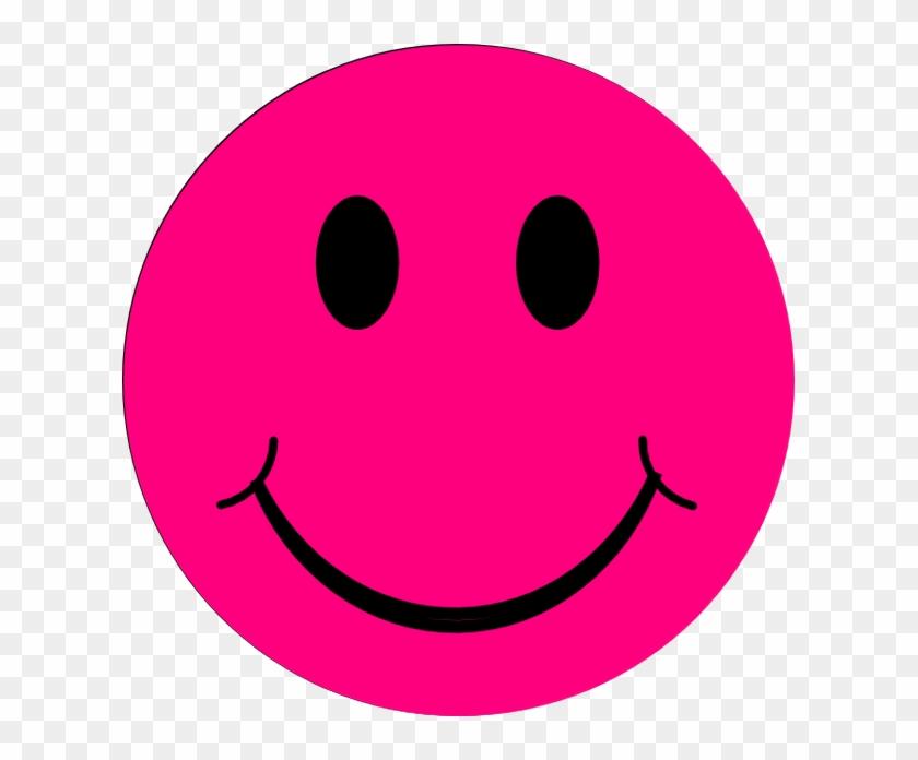 Happy Face Clip Art Smiley Face Clipart Image 1 - Portrait Of A Man #12239