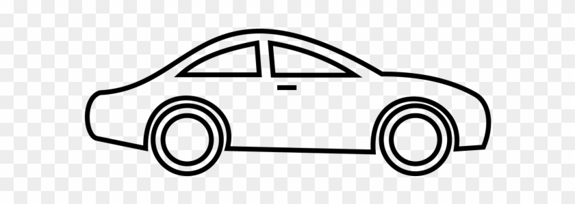 Free Car Clipart Black And White Free Car Clipart Free - Clip Art Images Of Car #12293
