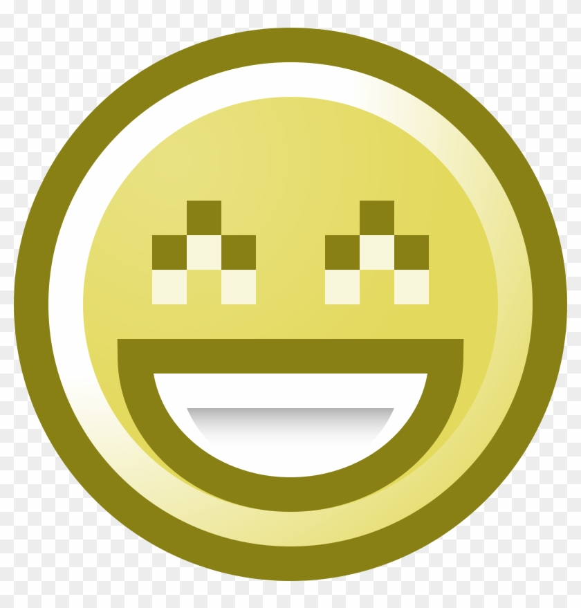 Free Smiley Face Clip Art Illustration - Smiley #12302