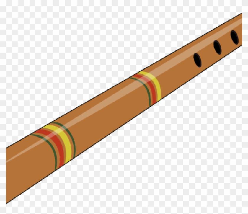 Flute Clipart Flute Clip Art At Clker Vector Clip Art - Flute Clipart #12298