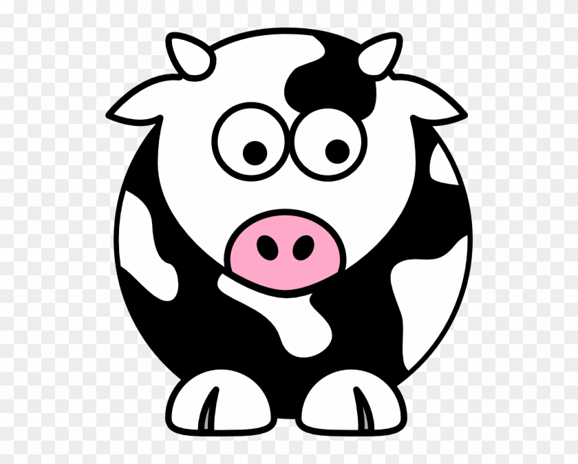 Black Cow Clip Art - Purple Cow: Transform Your Business By Being Remarkable #12300