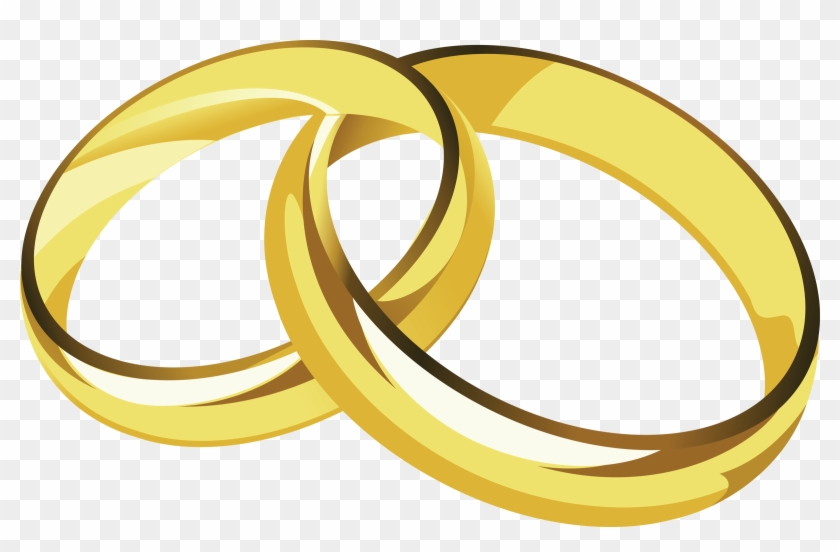 Wedding Ring Clip Art Pictures Free Clipart Images - Rings Vector #12356