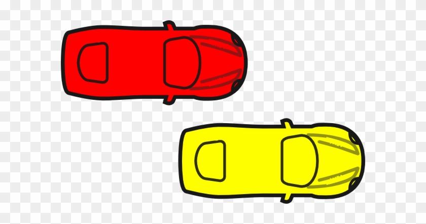 Car Clip Art - Draw A Car Birds Eye View #12348