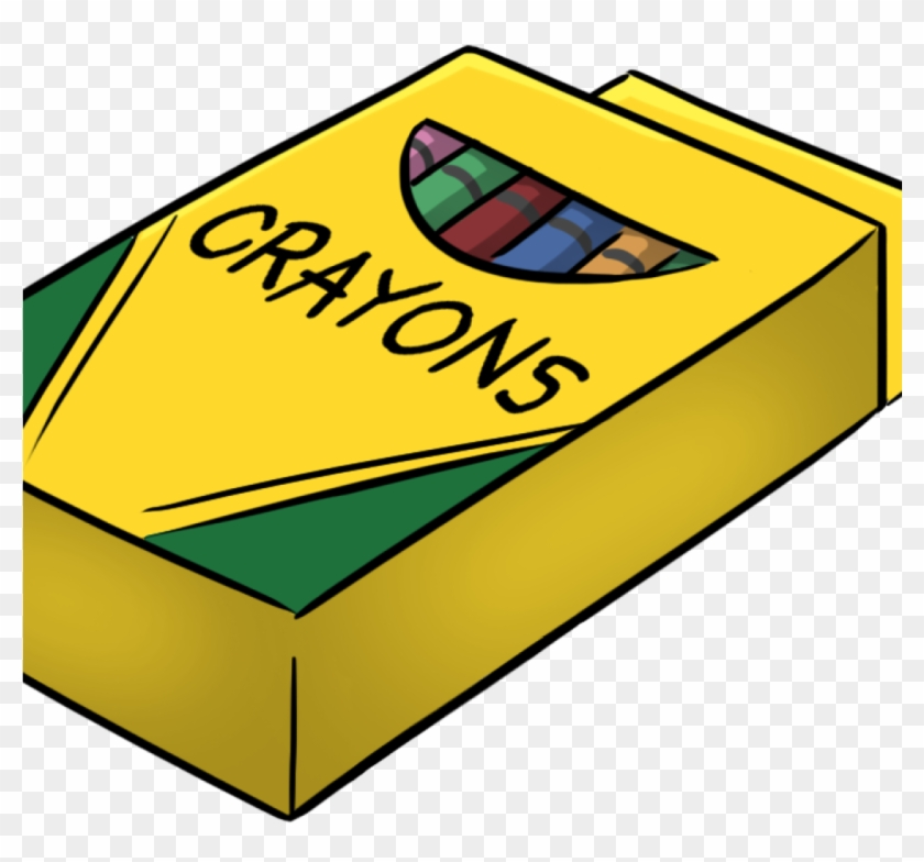 Crayon Box Clipart Crayon Box Clipart Free Clipart - Box Of Crayons Clipart #12425