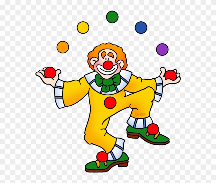 Juggling Clown - Joker #12453