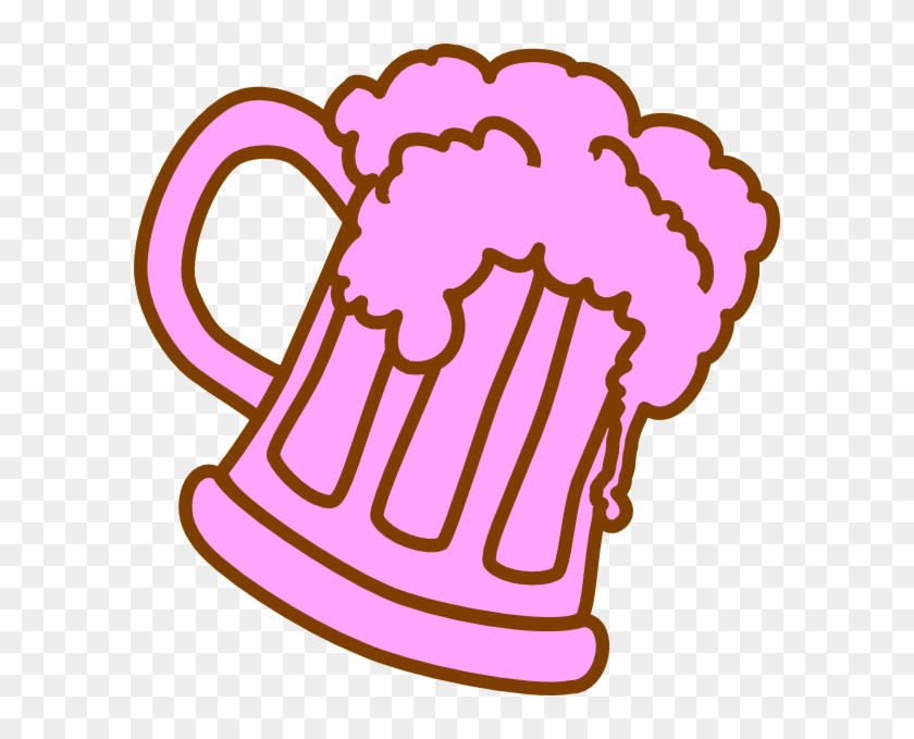 Pink Beer Png #12480