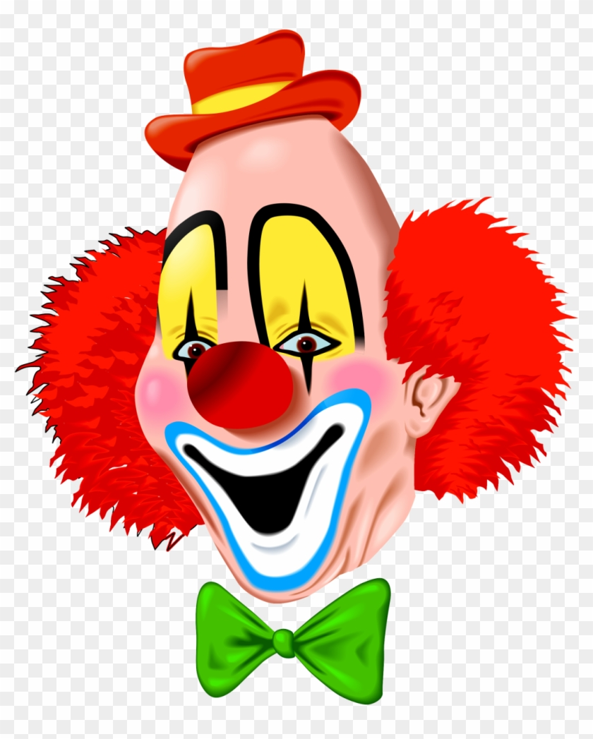 Crochet - Clowns Transparent Background #12513
