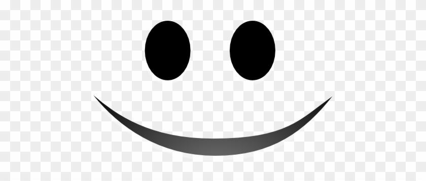 Line Clipart Smile - Clip Art #12540