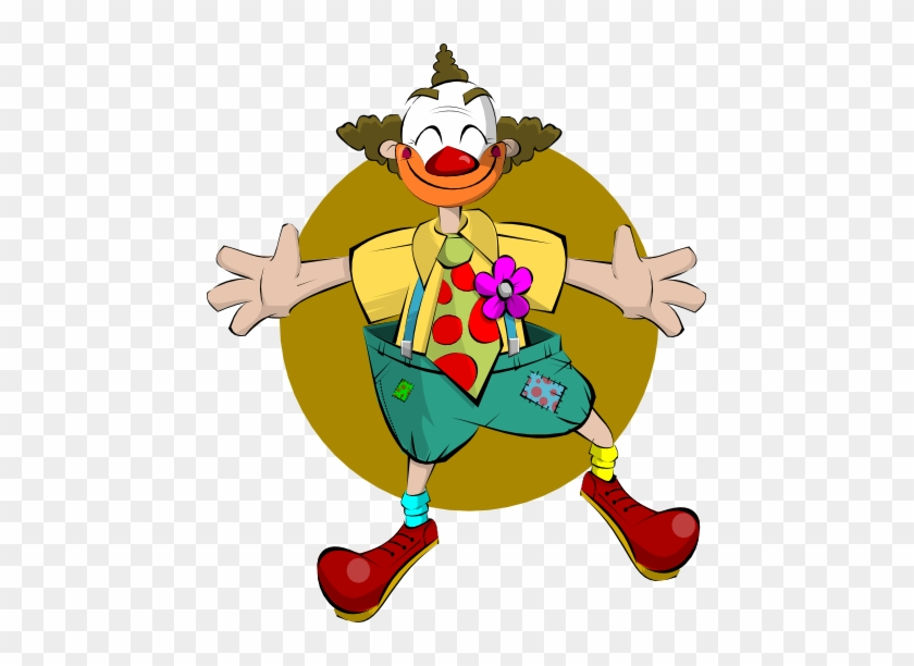 Clown Free To Use Clip Art - Jolly Clipart #12585