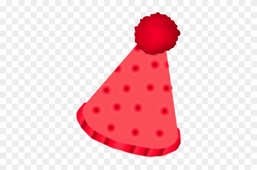 Clown Hat Red By Clipartcotttage - Red Clown Hat Clipart #12608