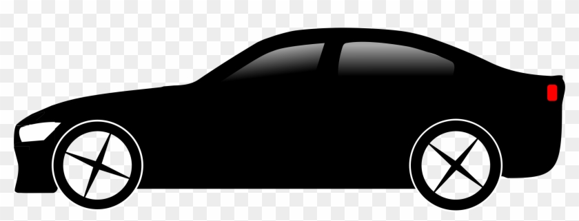 Car Black And White Car Black Clipart Clipartfest - Black Car Clipart #12618