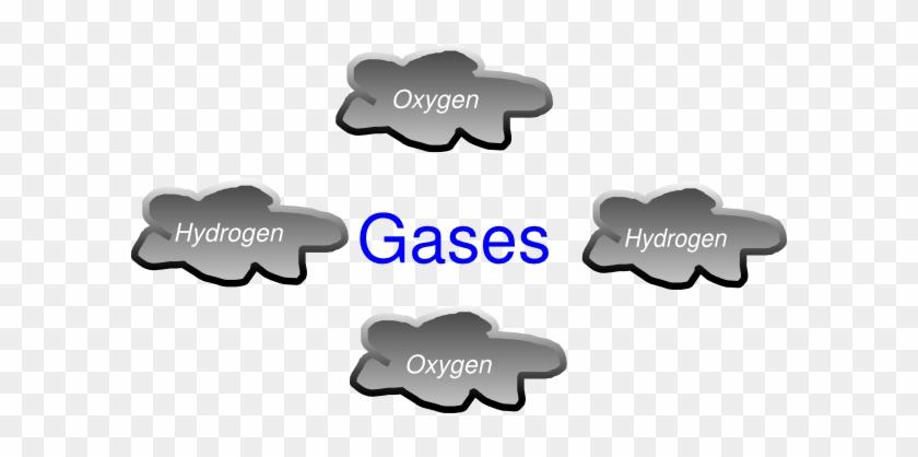 Gases Clip Art - Gases Clip Art #12627
