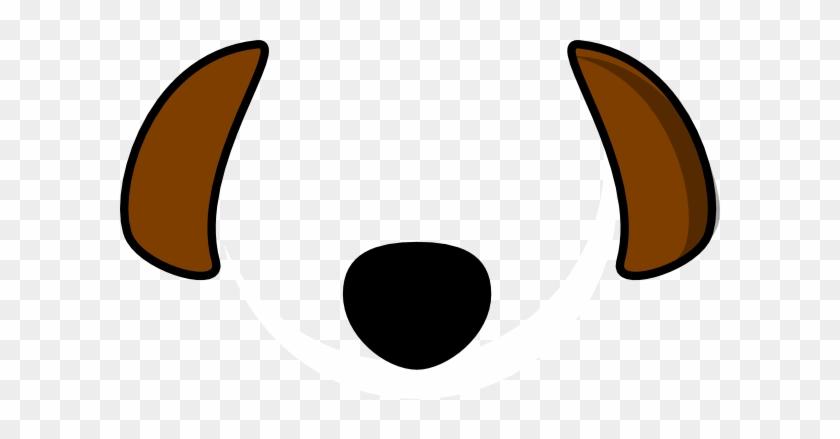 Dog Ears Clipart - Clip Art #12643