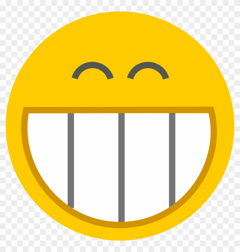 Mouth Smile Clip Art Free Clipart Images - Smiley Face Vector Art #12664