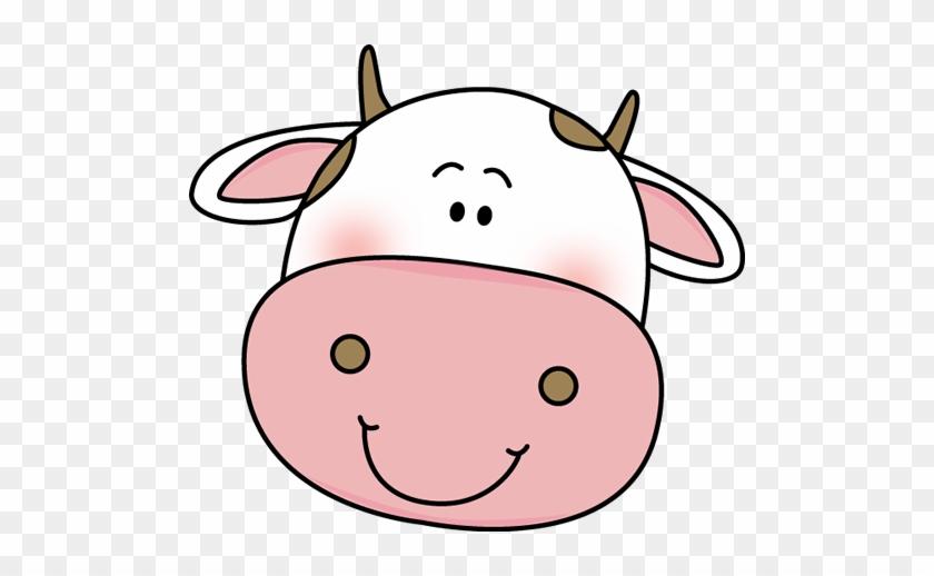 Cute Cow Clipart Crafts Cows Face And Clip Art - Cute Cow Face Cartoon #12658