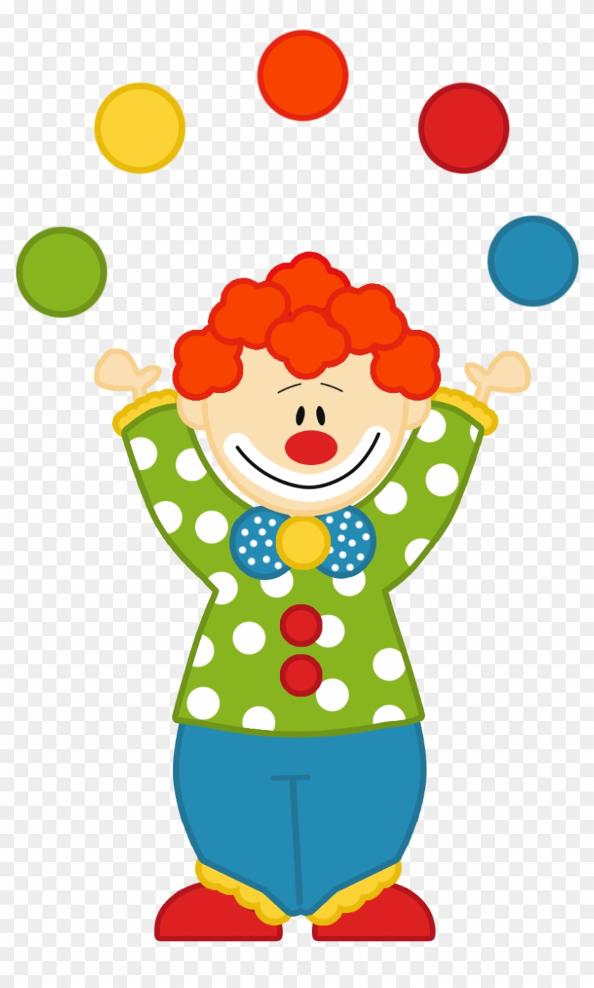 Photo By @danimfalcao - Clown Clipart #12686