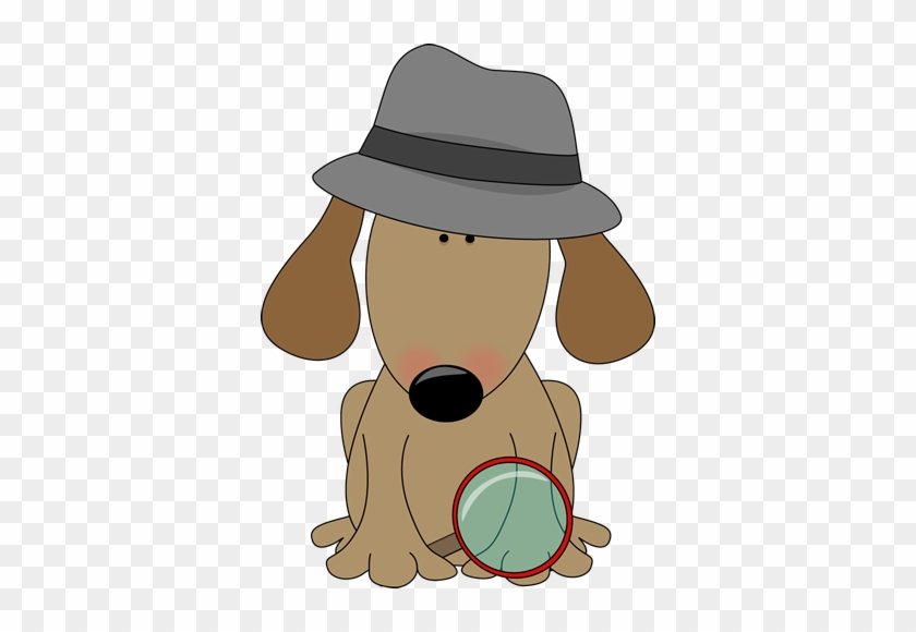 Dog Detective - Drawing Conclusions Graphic Organizer #12737