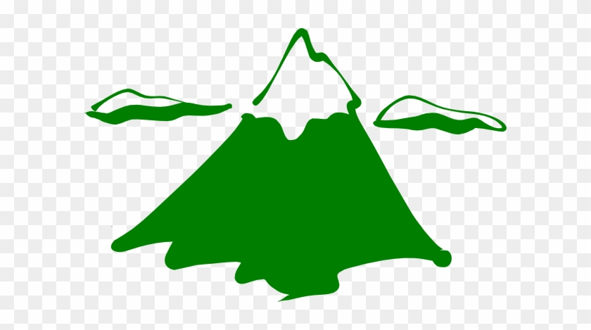 Gases Clipart - Mountain Clip Art #12750