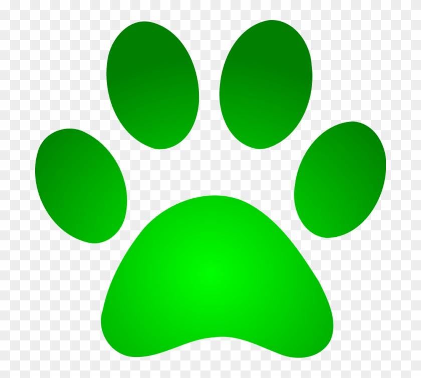 Dog Paw Print Clip Art Free Dog Clipart Clipartix - Paw Patrol Paw Print #12862