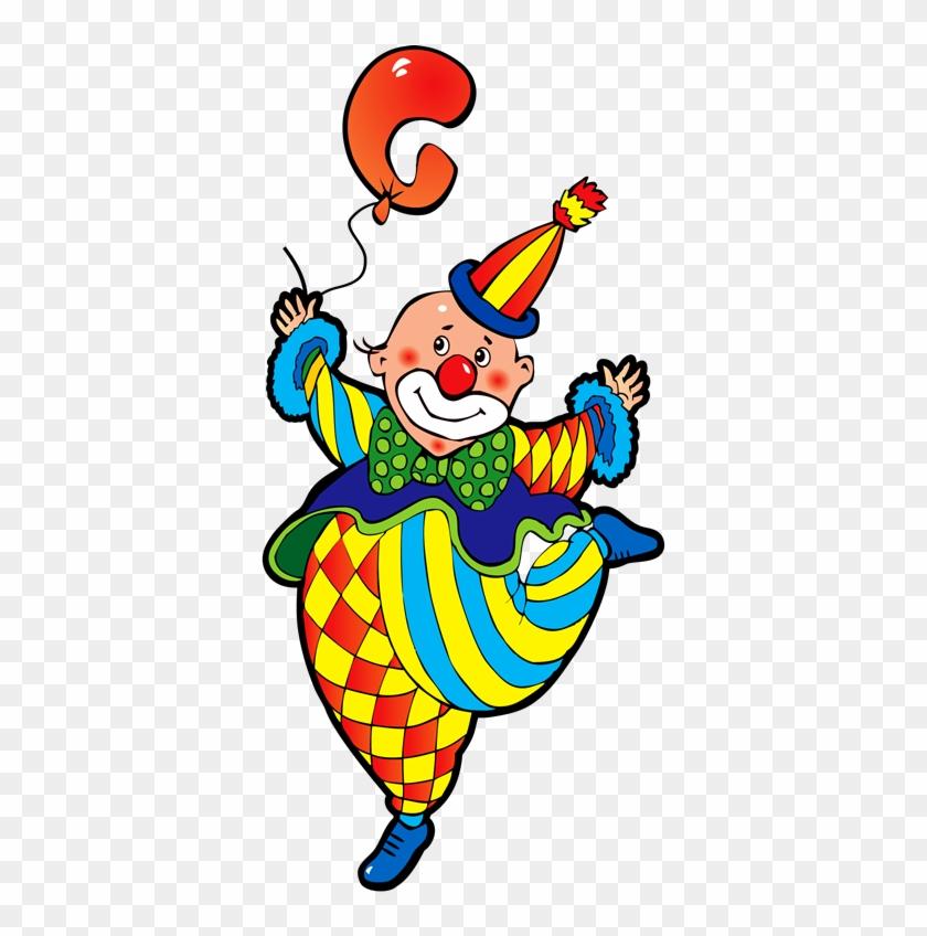 Circo & Palhaço E Parque - Funny Clowns #12910