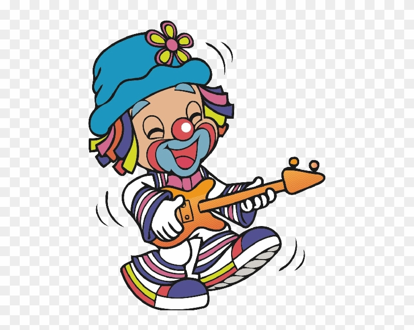 Funny Baby Clown Images Are Free To Copy For Your Personal - Patati Patata Clip Art #13019