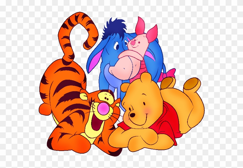 Winnie The Pooh And Friends Clipart - Good Morning Saturday Winnie The Pooh #13064