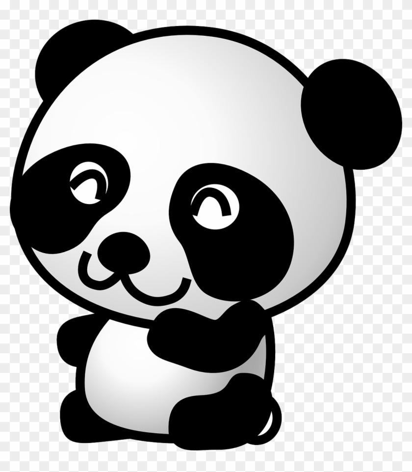 Cartoon Pandas #13078