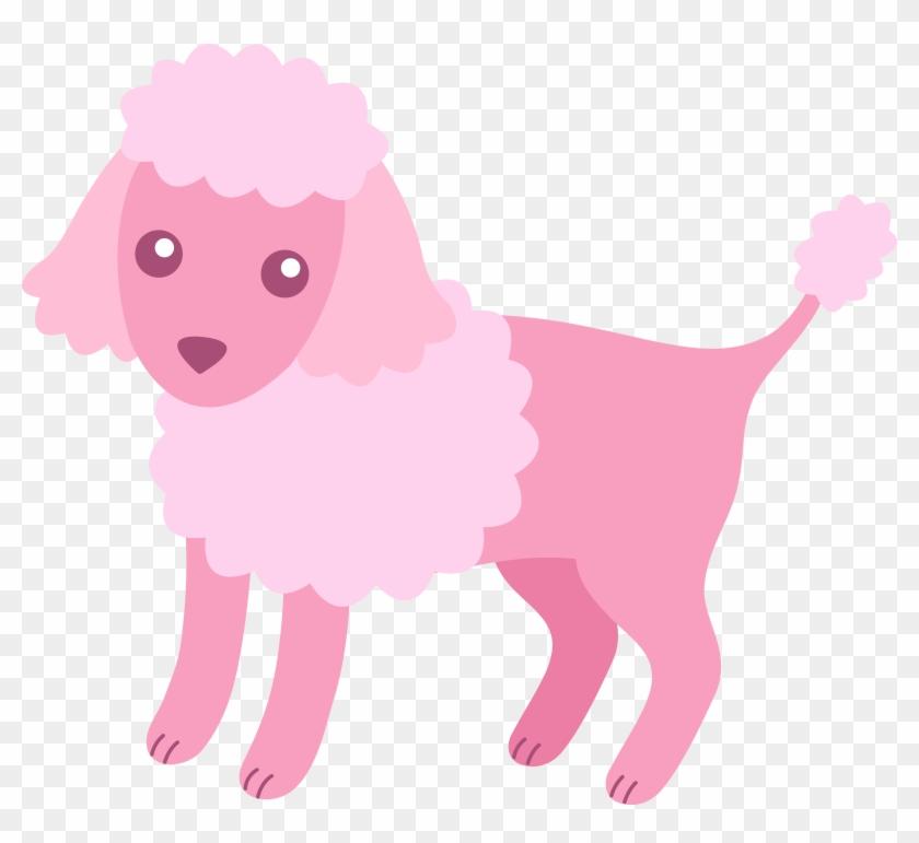 Free Poodle Clipart - Poodle Clipart Png #13168