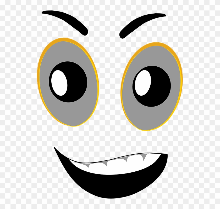 Free Vector Graphic - Scared Face #13225