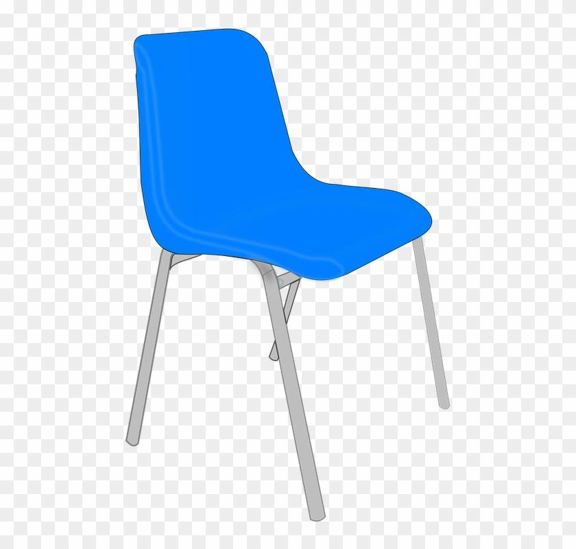 School Chair Clip Art #13235