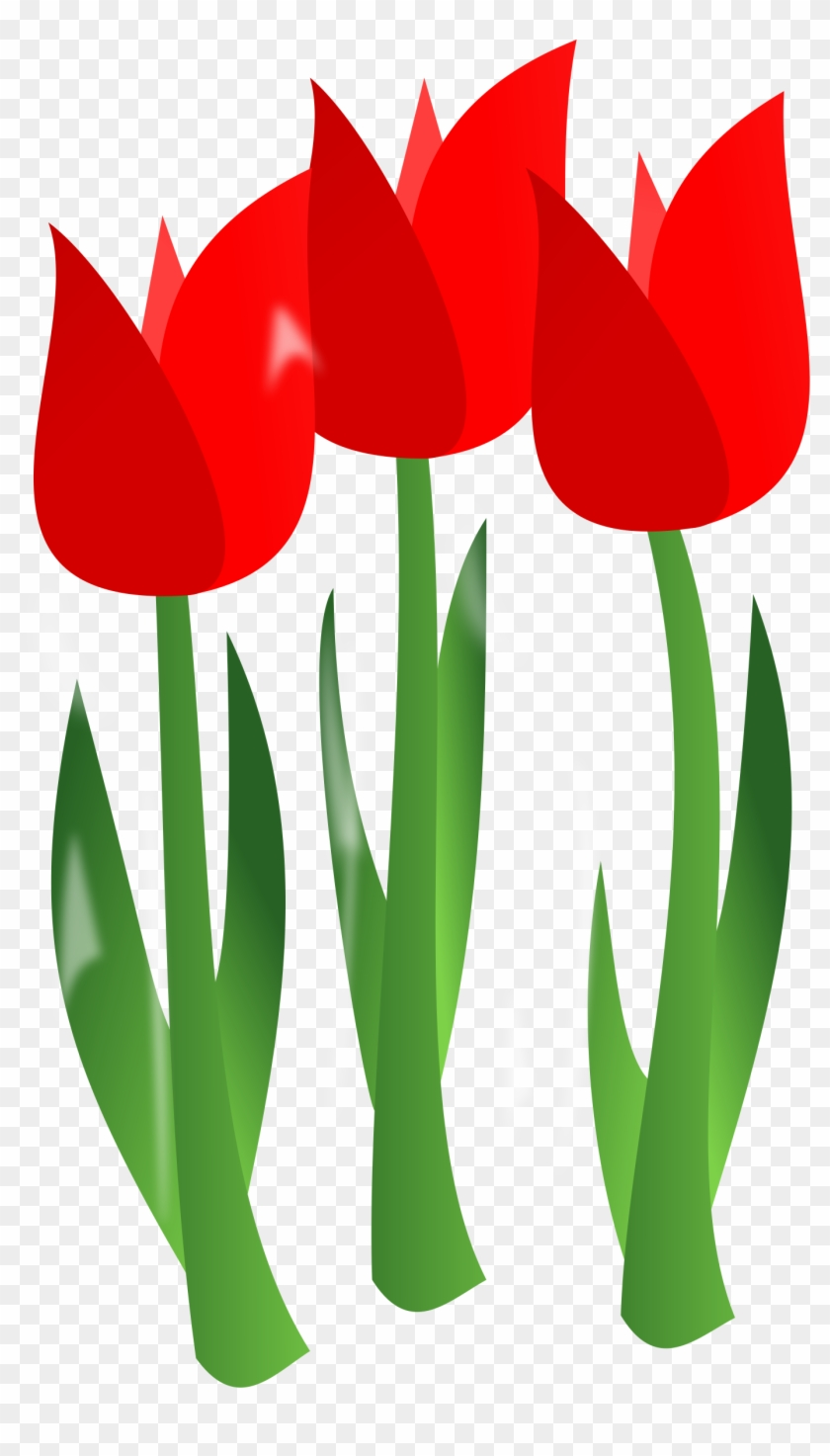 April Clip Art 2 - May Flowers Clip Art #13251