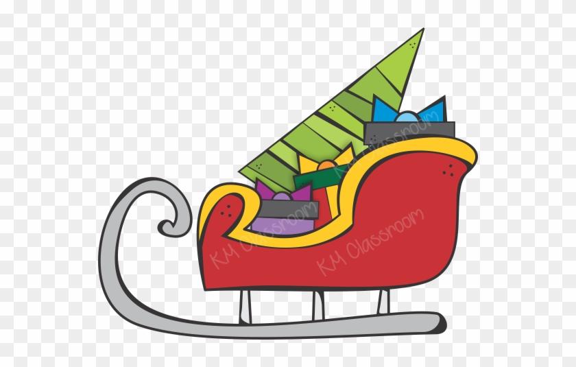 Christmas Color And Line Art Clipart - Christmas Color And Line Art Clipart #13332