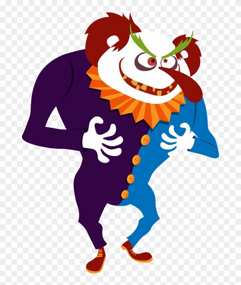 Clown Clip Art - Clown #13389