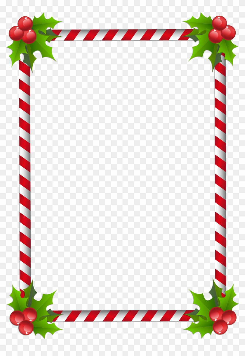 Santa Claus Christmas Tree Picture Frames Clip Art - Santa Claus Christmas Tree Picture Frames Clip Art #13804