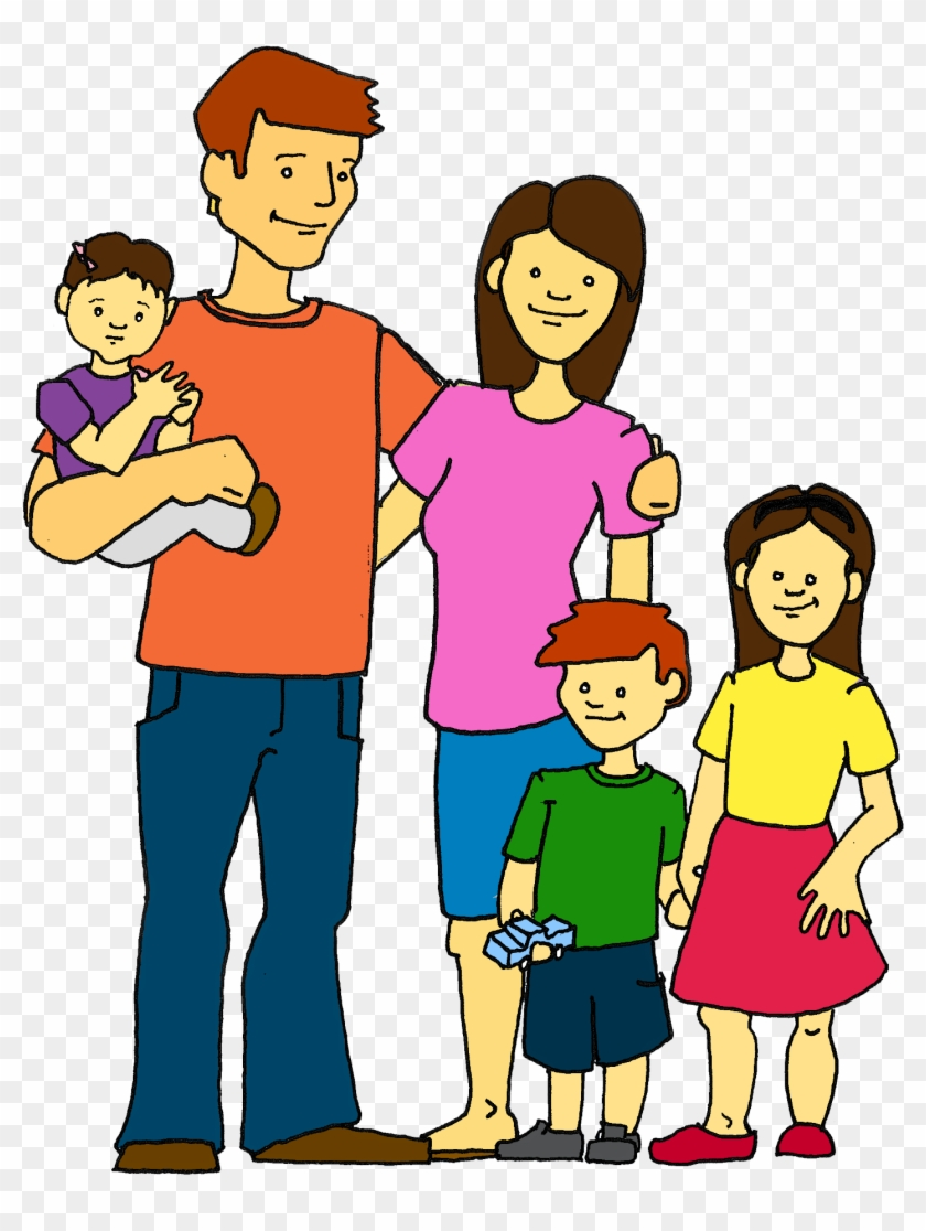 Big - Family Clipart Png #13430