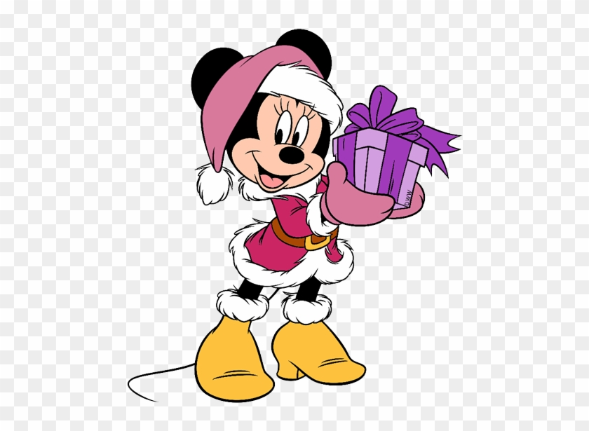 Minnie Mouse - Merry Christmas Minnie Mouse Quote #13445